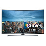 Samsung 65' Curved 4K Ultra HD 3D Smart TV
