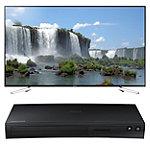 Samsung 75' 1080p Smart HDTV with FREE Wi-Fi Smart Blu-ray Player