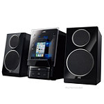 JVC CD Desktop Stereo with Flip-Dock for iPhone®/iPod® 129.95