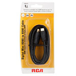 RCA 6' Digital MiniHDMI® to HDMI® Cable 19.99
