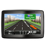 TomTom 5' Touchscreen GPS with Lifetime Map and Traffic Updates 138.16