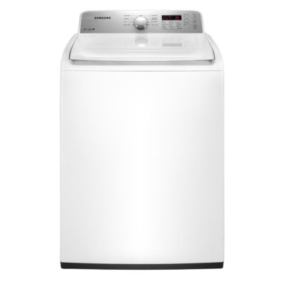 Samsung 4.0 Cu. Ft. High-Efficiency Top-Load Washer
