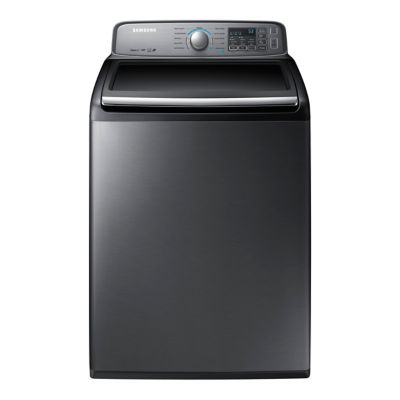 Samsung 4.8 Cu. Ft. Platinum High-Efficiency Top-Load Washer