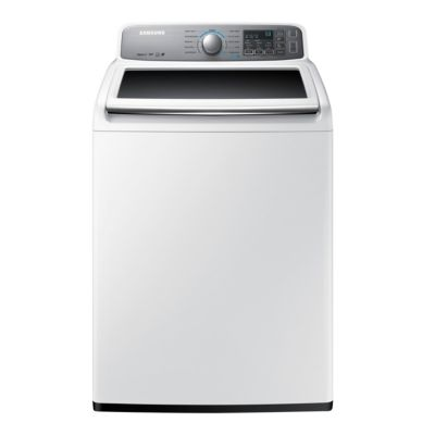 Samsung 4.8 Cu. Ft. High-Efficiency Top-Load Washer