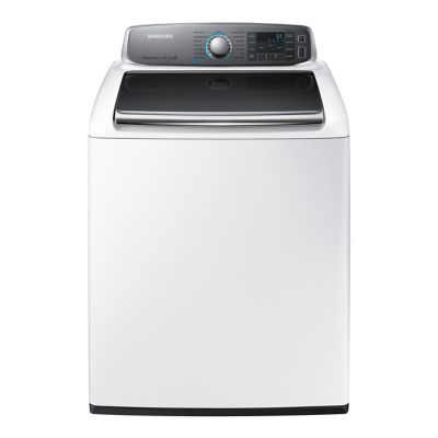 Samsung 5.6 Cu. Ft. High-Efficiency Top-Load Steam Washer