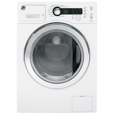 GE 2.2 Cu. Ft. Front-Load Washer