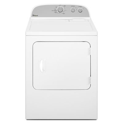 Whirlpool 7 Cu. Ft. Electric Dryer