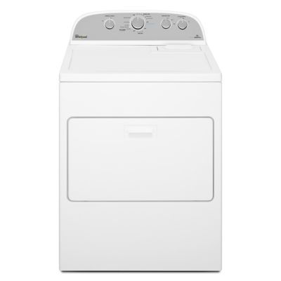 Whirlpool 7 Cu. Ft. Steam Electric Dryer