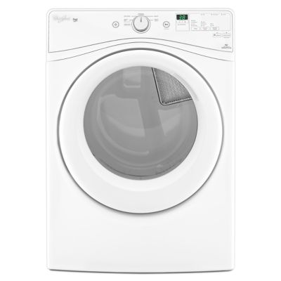 Whirlpool 7.4 Cu. Ft. Duet® Electric Dryer (Pedestal Sold Separately)