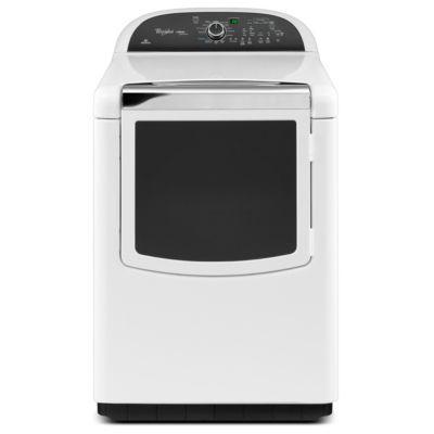 Whirlpool 7.6 Cu. Ft. Cabrio® Steam Electric Dryer