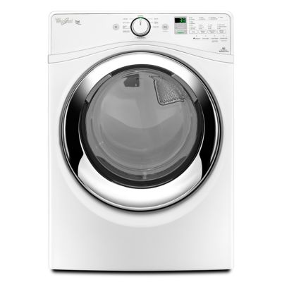 Whirlpool 7.4 Cu. Ft. Duet® Steam Electric Dryer (Pedestal Sold Separately)