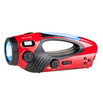 WeatherX Weatherband Radio Flashlight with Lantern 19.95