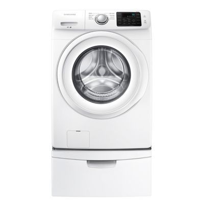 Samsung 4.2 Cu. Ft. Front-Load Washer (Pedestal Sold Separately)