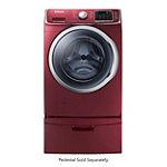 Samsung 4.2 Cu. Ft. Steam Front-Load Washer (Pedestal Sold Separately)