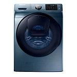Samsung 4.5 Cu. Ft. Azure Blue AddWash Front-Load Washer (Pedestal Sold Separately)