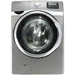 Samsung 4.3 Cu. Ft. Stainless Platinum Steam Front-Load Washer 1299.95