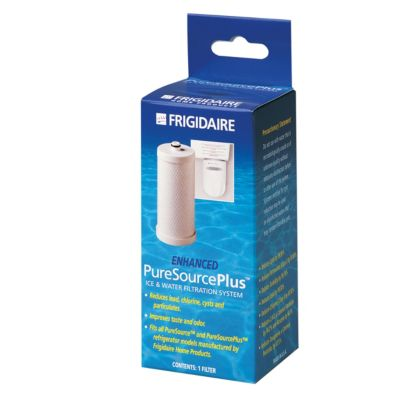 Frigidaire Enhanced PureSourcePlus® Ice and Water Filtration System