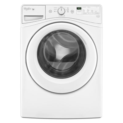 Whirlpool 4.2 Cu. Ft. Duet® Front-Load Washer (Pedestal Sold Separately)