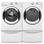 Whirlpool 4.1 Cu. Ft. Duet® Steam Front-Load Washer and 7.4 Cu. Ft. Duet® Steam Electric Dryer 1439.98