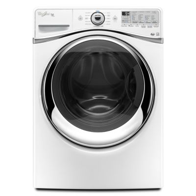Whirlpool 4.3 Cu. Ft. Duet® Steam Front-Load Washer (Pedestal Sold Separately)