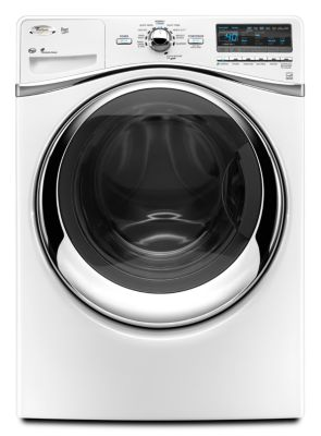 Whirlpool 4.3 Cu. Ft. Duet® Front-Load Washer (Model: WFW94HEXW)