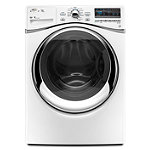 Whirlpool 4.3 Cu. Ft. Duet® Steam Front-Load Washer 961.05