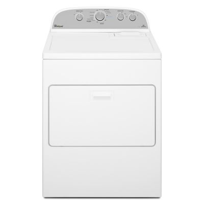 Whirlpool 7 Cu. Ft. Steam Gas Dryer