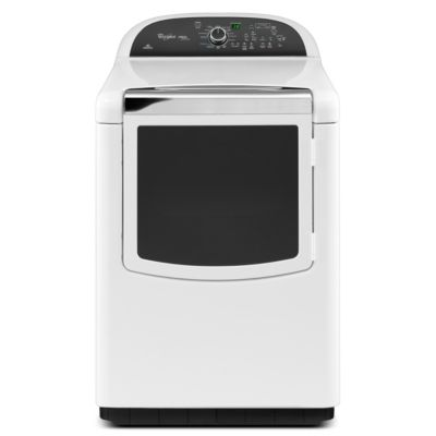 Whirlpool 7.6 Cu. Ft. Cabrio® Steam Gas Dryer