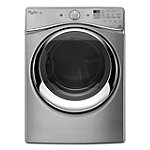 Whirlpool 7.3 Cu. Ft. Diamond Steel Duet® Steam Electric Dryer