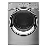 Whirlpool 7.3 Cu. Ft. Diamond Steel Duet® Steam Gas Dryer