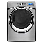 Whirlpool 7.4 Cu. Ft. Diamond Steel Duet® Steam Gas Dryer