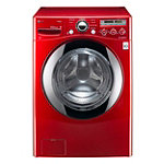 LG 3.6 Cu. Ft. Steam Front-Load Washer