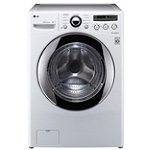 LG 3.6 Cu. Ft. Steam Front-Load Washer No price available.