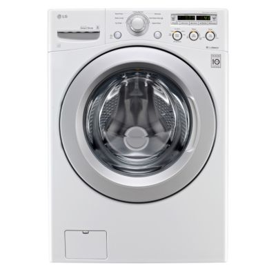 LG 4 Cu. Ft. Front-Load Washer (Pedestal Sold Separately)