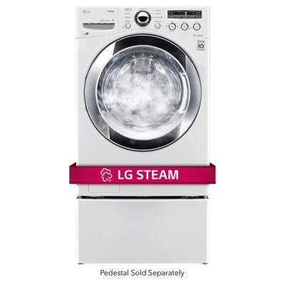 LG 4.0 Cu. Ft. Steam Front-Load Washer