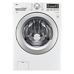 LG 4.5 Cu. Ft. Front-Load Washer (Pedestal Sold Separately)