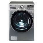 LG 4.0 Cu. Ft. Graphite Steel Steam Front-Load Washer