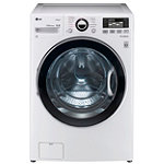 LG 4.0 Cu. Ft. Steam Front-Load Washer 989.99