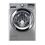 LG 4.5 Cu. Ft. Graphite Steel Steam Washer
