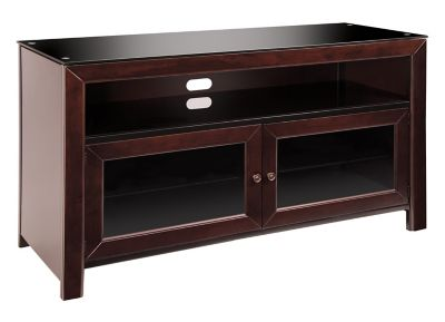 Bell'O Mahogany Stand for TVs Up to 55