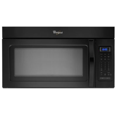 Whirlpool 1.7 Cu. Ft. 1,000-Watt Over-the-Range Microwave