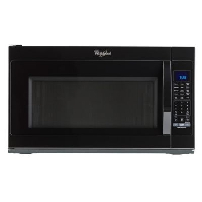 Whirlpool 2 Cu. Ft. 1,000-Watt Over-the-Range Microwave