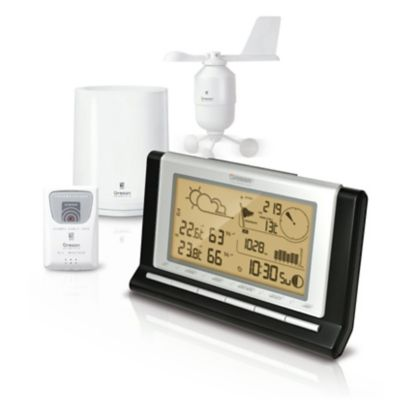 Oregon Scientific Full Weather Station with USB and 7-Day Data Logger