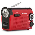 WeatherX AM/FM Weatherband Radio