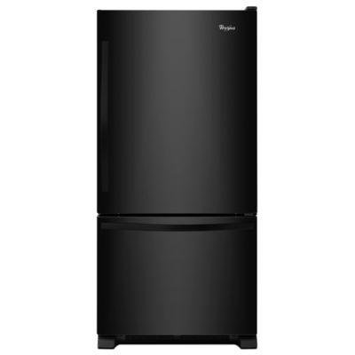 Whirlpool 22 Cu. Ft. Bottom-Freezer Refrigerator