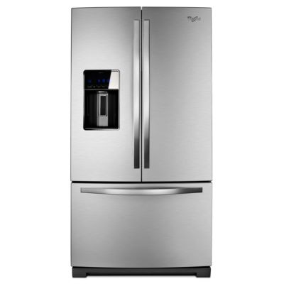 Whirlpool 29 Cu. Ft. Stainless Steel French Door Refrigerator