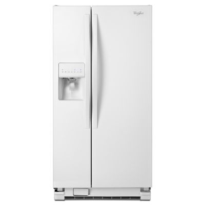 Special Buy! Whirlpool 22 Cu. Ft. Side-by-Side Refrigerator