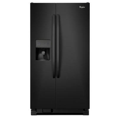 Whirlpool 25 Cu. Ft. Side-by-Side Refrigerator