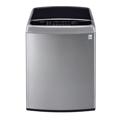 LG 4.9 Cu. Ft. Graphite Steel High-Efficiency Top-Load Washer