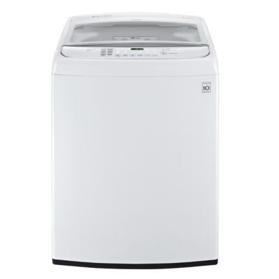 LG 4.9 Cu. Ft. High-Efficiency Top-Load Washer